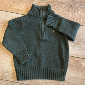 Polo by Ralph Lauren 3T Boys Sweater: EUC